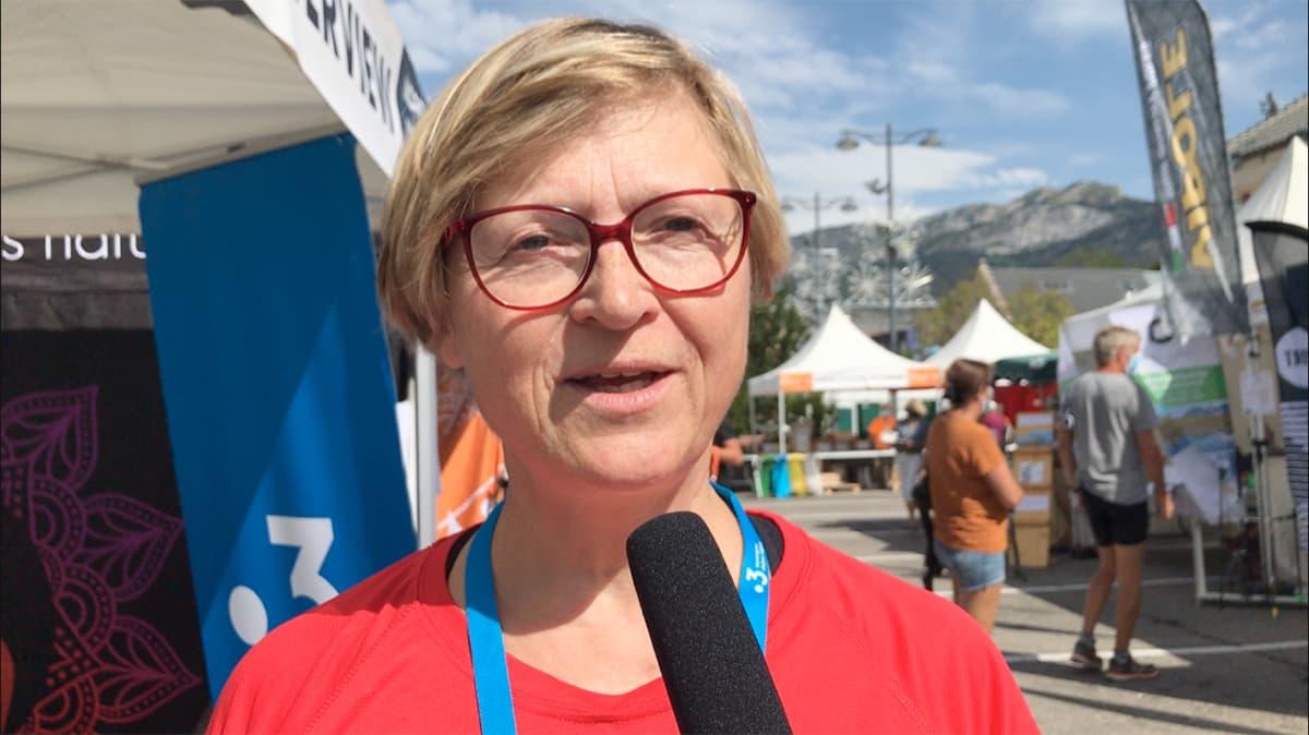 Interview de Arja Jalkanen Meyer à l'Euro Nordic