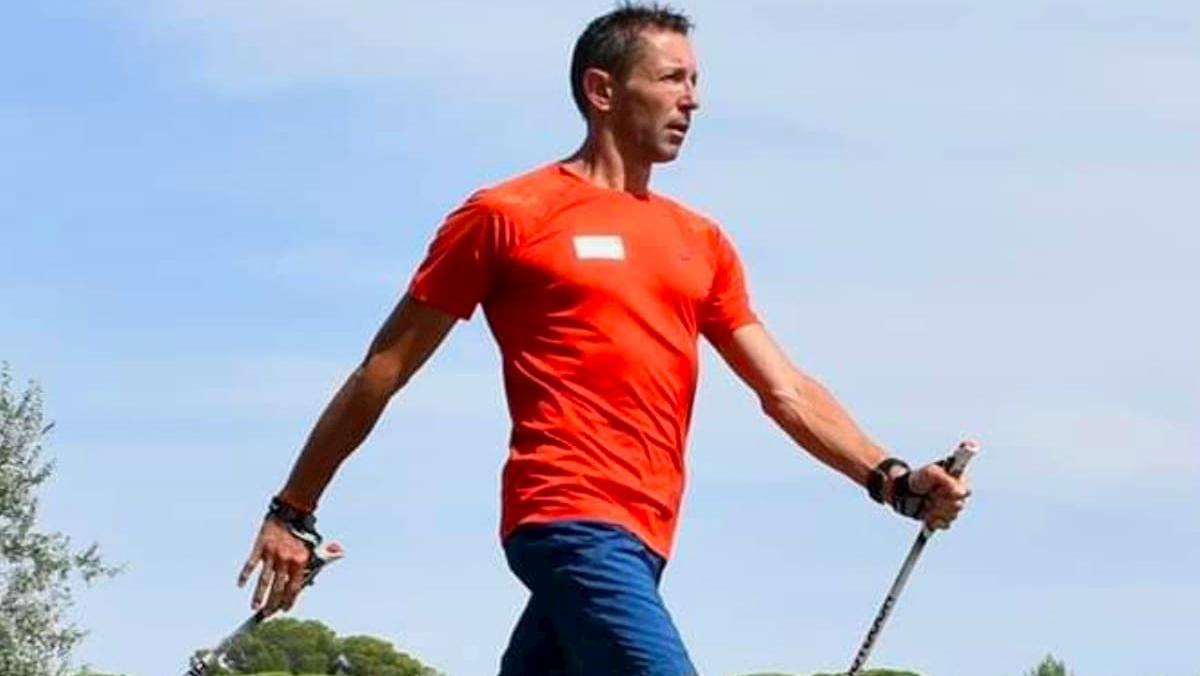 Christophe Cheval coach Athlé Santé