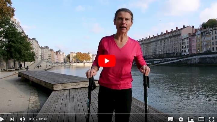 Sylvie Vitelli sur sa chaîne You Tube